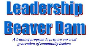 Medium leadership vertical logo