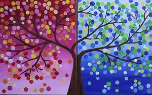Medium couples tree