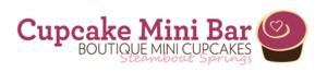 Medium cupcake mini bar header