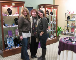Angel Light Staff: (left-right) Tracy Gamsky, Sheri Bauer and Carmen Tracy