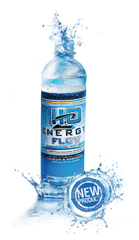 H2O Energy Flow Water