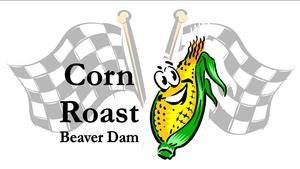 Medium corn roast logo