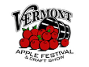 37th Annual Vermont Apple Festival and Craft Show - start Oct 12 2019 0900AM