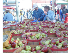 Apples and Crafts Fair and Food Truck Festival - start Oct 12 2019 1000AM