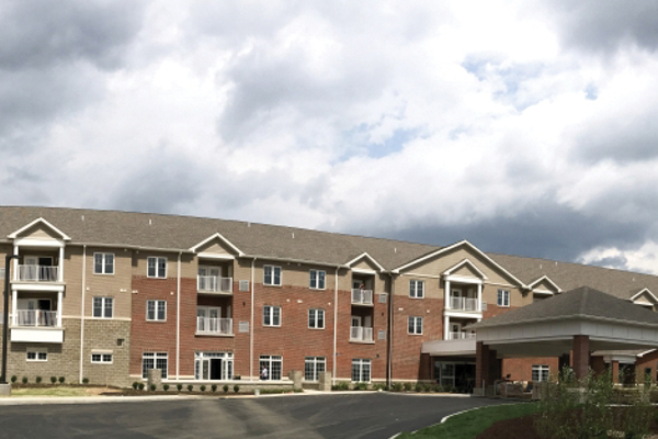 Retirement Living Community Highpointe at Rebecca
