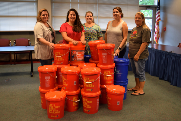 Shaler Area launches Go Bucket Project