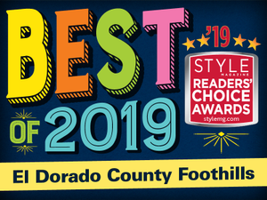 Readers Choice Awards in El Dorado County Foothills Best of 2019