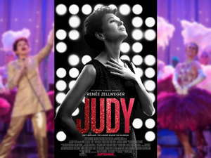 Film JUDY at Pentangle Arts - start Nov 14 2019 0730PM