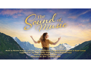 The Sound of Music - start Nov 20 2019 0730PM
