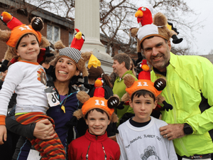 Zacks Place Turkey Trot - start Nov 28 2019 0800AM