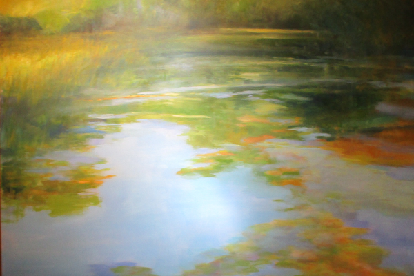 'Across the Pond' by Signe Sundberg-Hall.