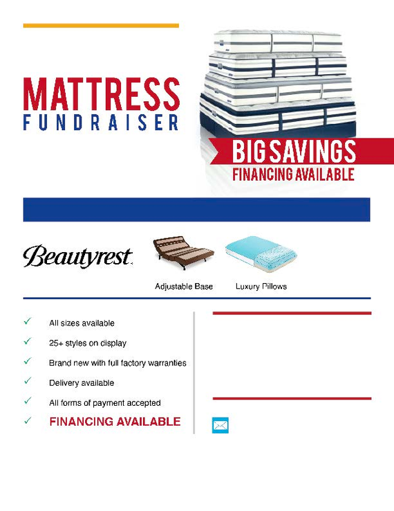 Mattress 20fundraiser
