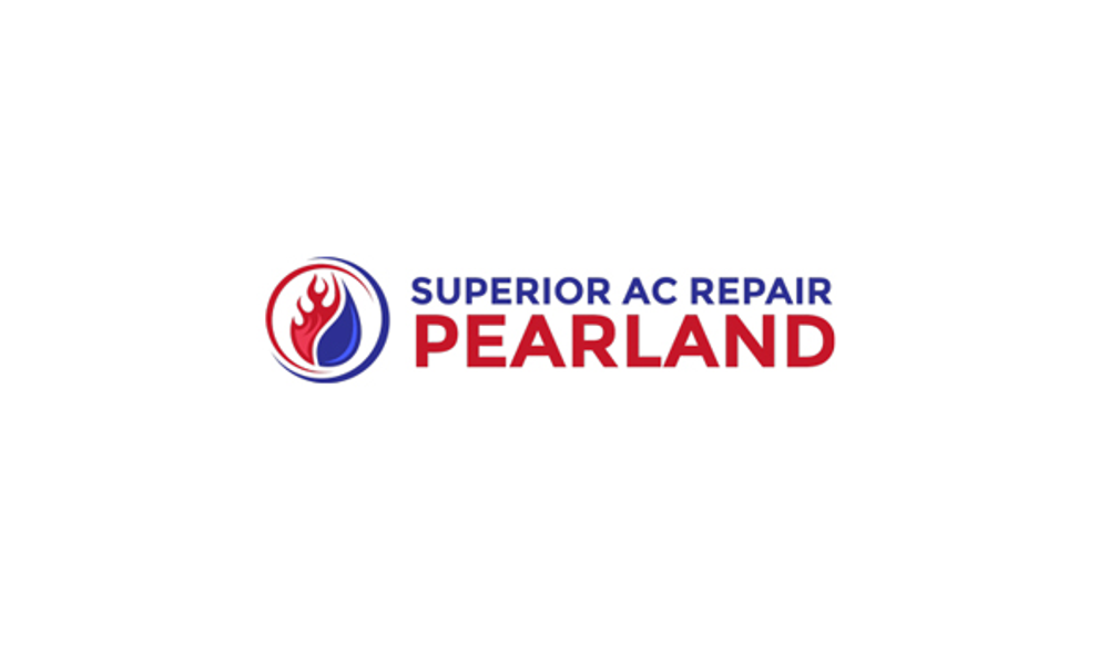Logo superior ac repair pearland
