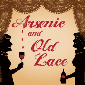 Arsenic and old lace logo web
