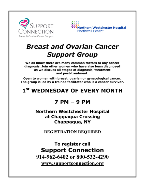 Nwh breast 20  20ovarian 20group flyer