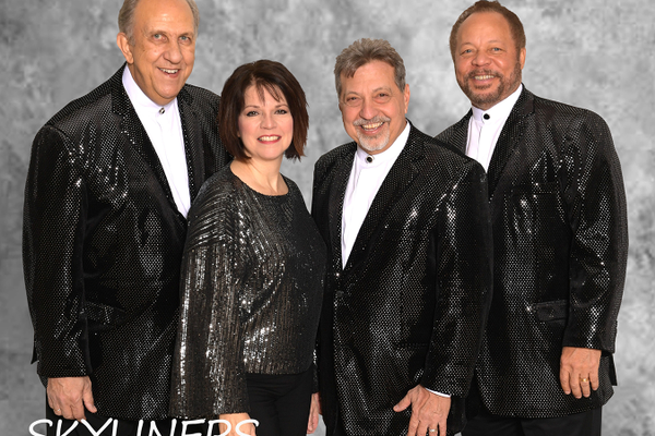 The Skyliners, a legacy favorite, appearing Saturday, March 21, 2020.