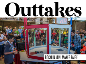 Rocklin Mini Maker Faire