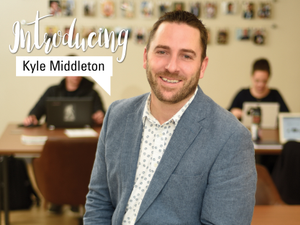 Introducing Kyle Middleton at Granite City