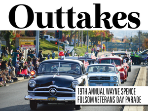 19th Annual Wayne Spence Folsom Veterans Day Parade
