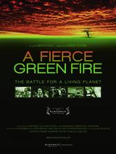 Medium afiercegreenfire poster