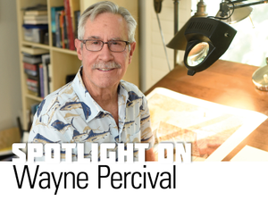 Spotlight On Wayne Percival