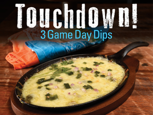 Touchdown 3 Game Day Dips
