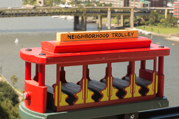 The Neighborhood Trolley. Photo credit Renaissance Pittsburgh Hotel