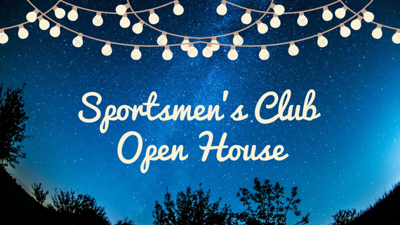 Sportsmen s 20club 20open 20house