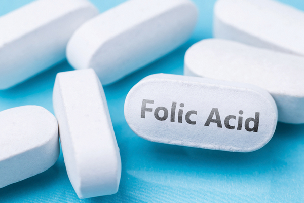 Folic acid reduces stroke risk
