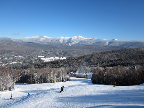 Bretton woods resort