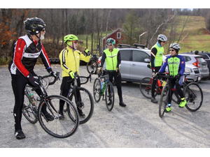 Take a Spin with the Green Mountain Bicycle Club