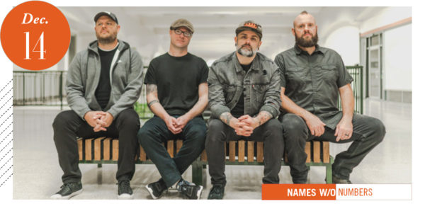 the guys from Names Without Numbers