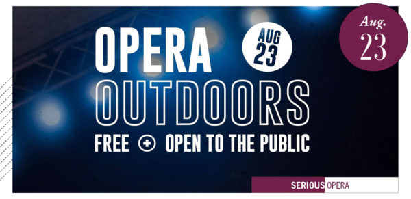 Opera Outdoors poster