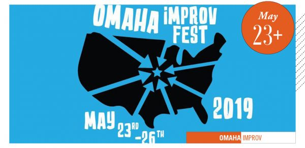 Omaha Improve Fest graphic