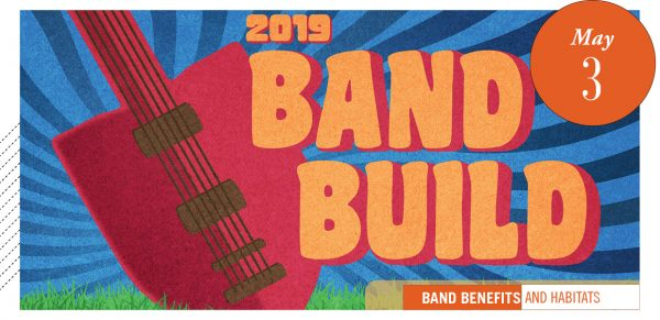 Band Build graphic