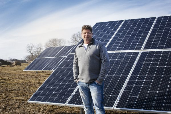 Dale Leuck, Great Plains Renewables