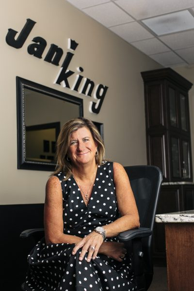 Debbie Sinopoli of Jani-King