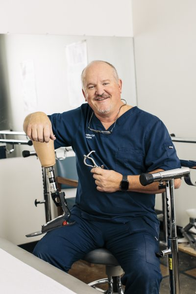 Tom Kalina, Lifestyles Orthotics and Prosthetics