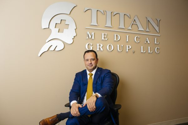 Brian Wilke of Titan Medical Group