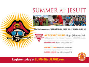 Summer at Jesuit
