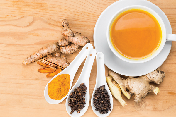 Turmeric Ginger Black Pepper Osteoarthritis