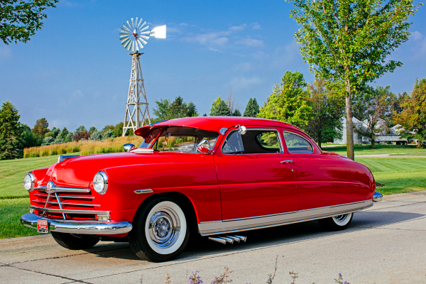 1950s Hudson Pacemaster Club Coupe