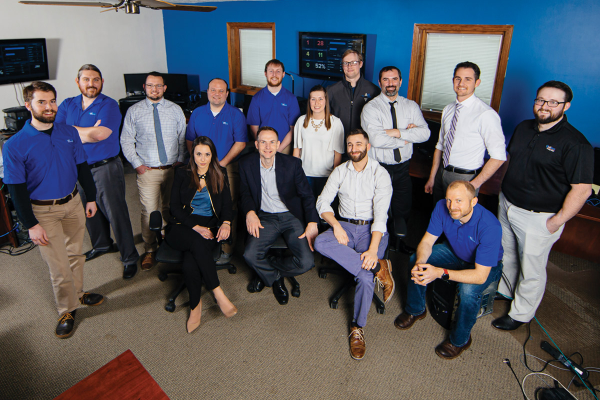 InfiNet Solutions staff members