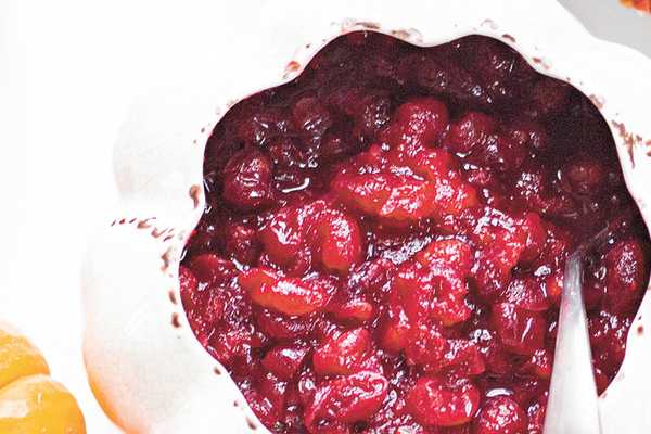 Cranberry Sauce with Maple Syrup Recipe