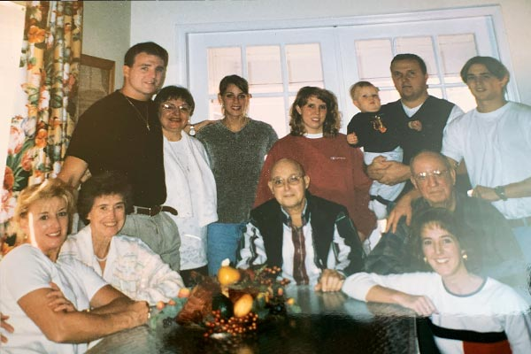 thanksgiving family memories