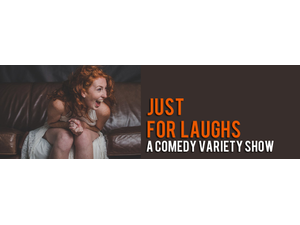 Just for Laughs - A Comedy Variety Show - start: Nov 20, 2020 07:30PM