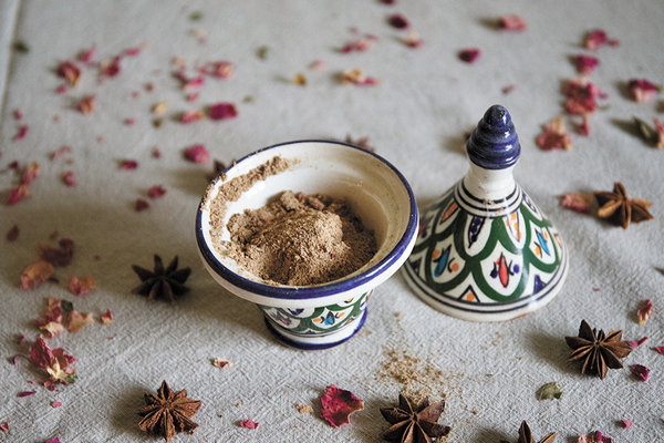Ras el hanout spice mix recipe