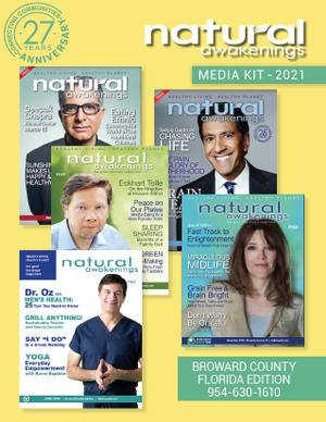 Natural Awakenings Media Kit Cover