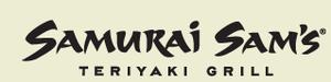 Medium samuraisam slogo