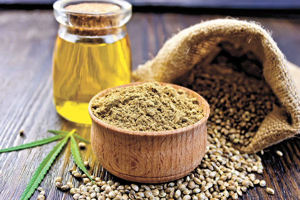 Hemp-derived cannabidiol CBD oil